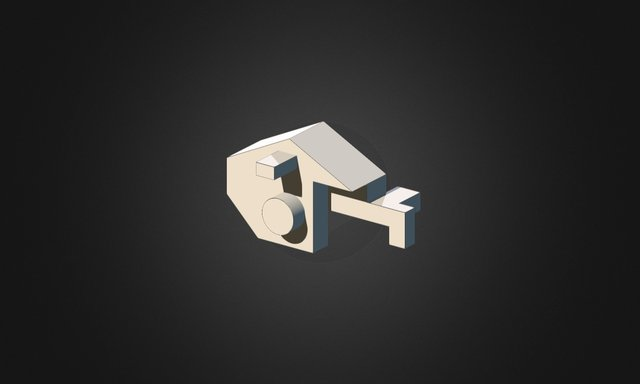Keyhole 96 3D Model