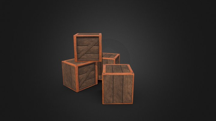 caisseenlot 3D Model
