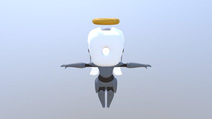 Astrid: Renegade Angel 3D Model