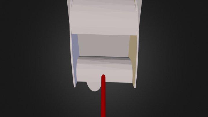 wheelpanel.dae 3D Model