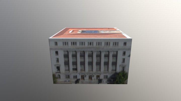 Building in Denver 3D Model