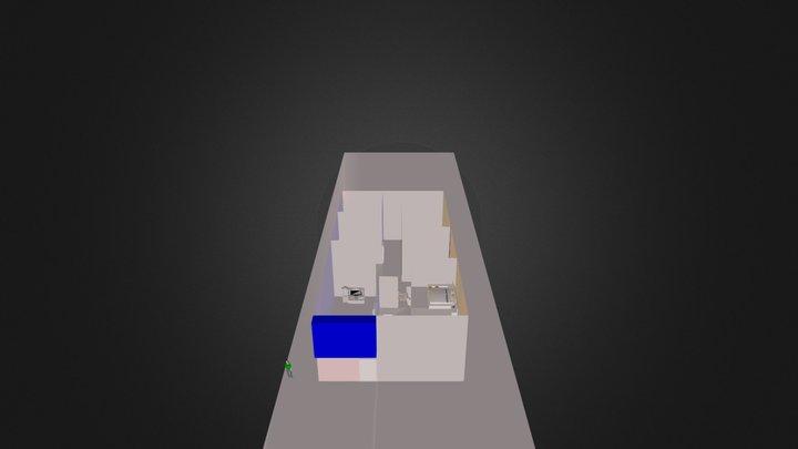 CasaLomasDeSan.dae 3D Model