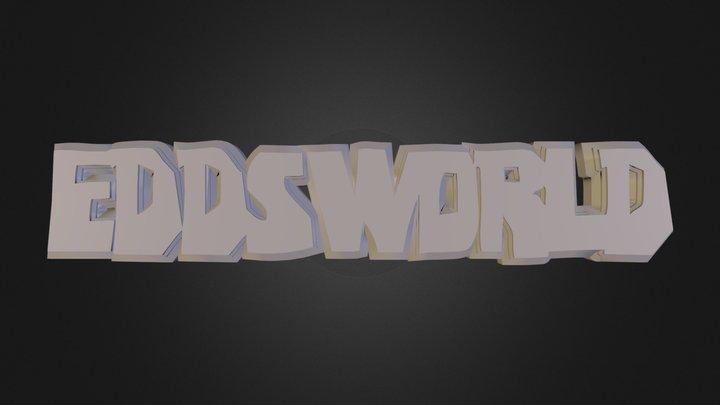 eddworld_unity.3ds 3D Model