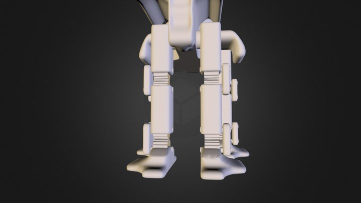 mamoth freeze.lwo 3D Model