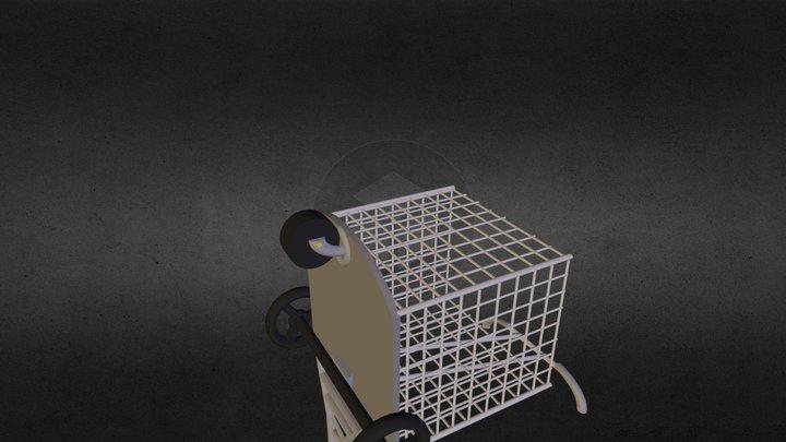 Scarter ver2.0.dae 3D Model