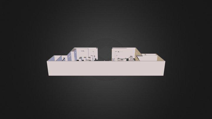predajna3.obj 3D Model