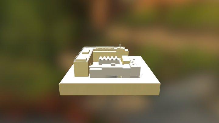 Dit Kevin Street 3D Model