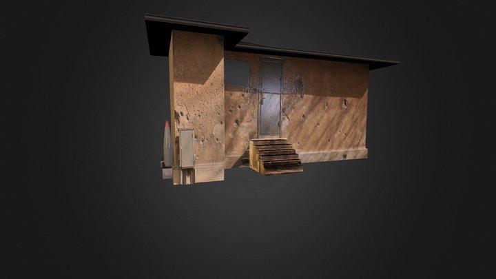 Wartownia 3D Model