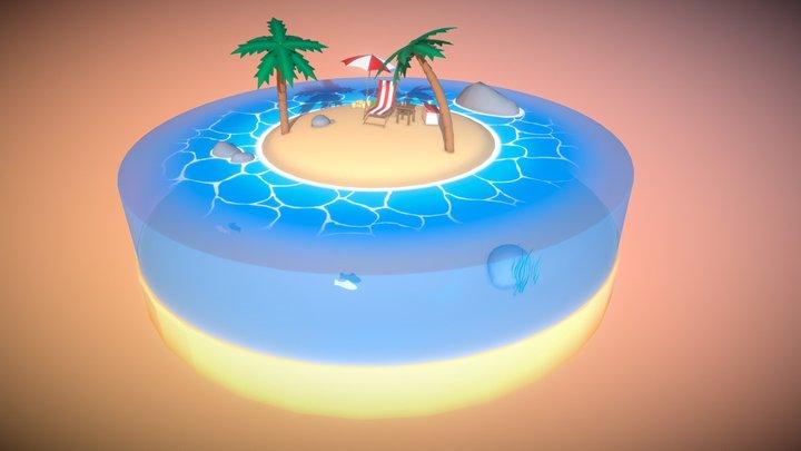 Lost & In Peace 3D Model