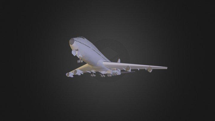 B747_L 3D Model