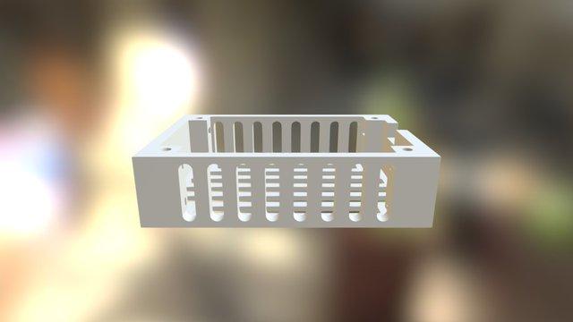Discharger TRP - Jonathan - Orient Express - TRP 3D Model