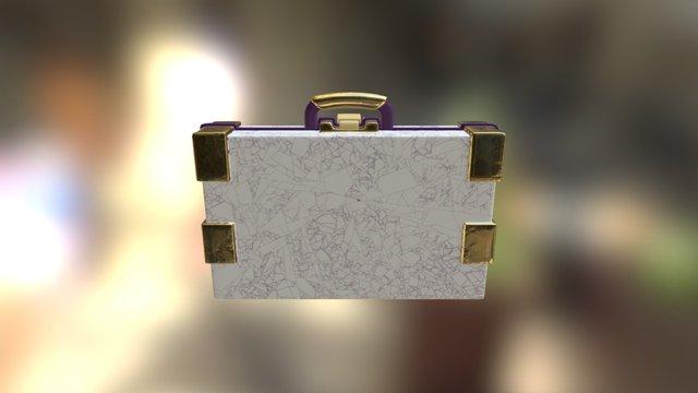 Angel's brief case 3D Model