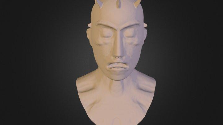Darthmaul 3D Model