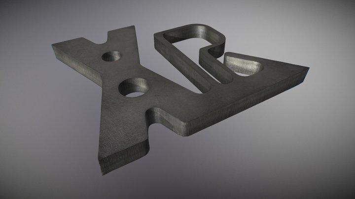 XPR300 - Schnittbeispiel in unlegiertem Stahl (DE)