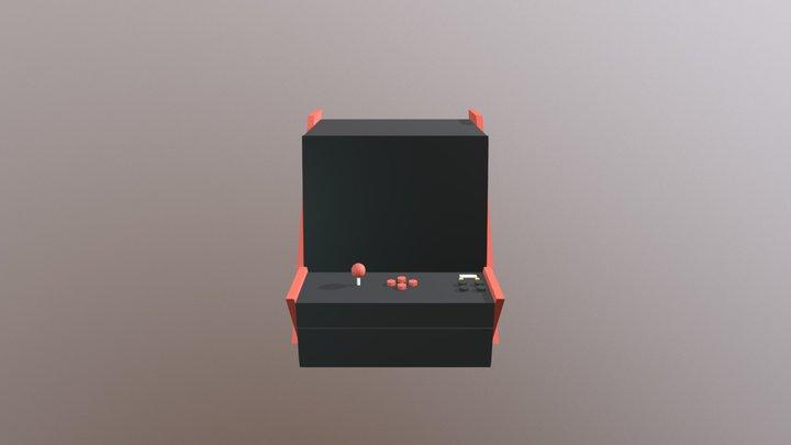 jacki amiga machine 3D Model