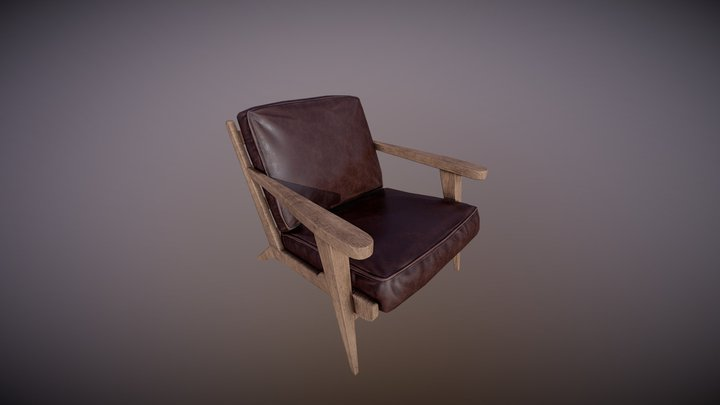 Chair Lo 3D Model