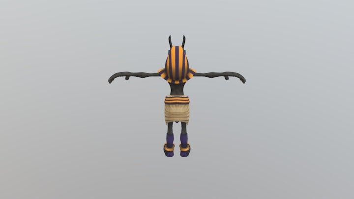Anuberum 3D Model