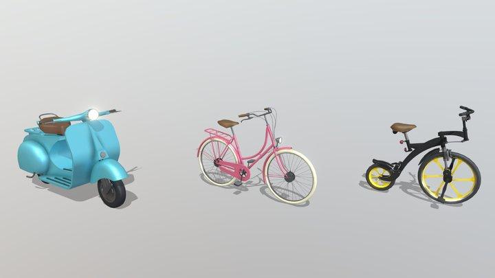 XYZ homework 05 3D Model
