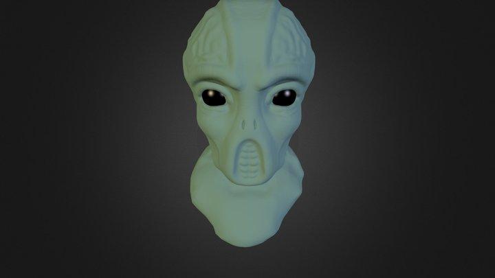 Alien V3 3D Model