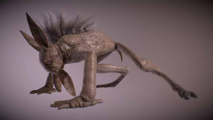 Innsmouth 3D Model