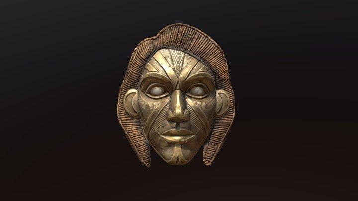 Autoportrait - mask 3D Model