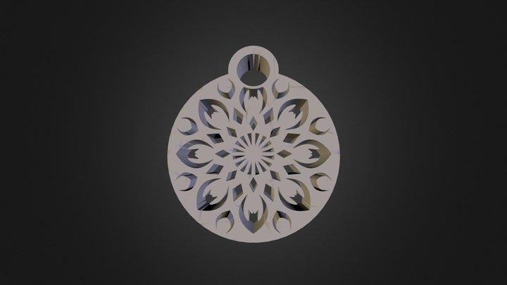תליון דניאלה הניג 3D Model