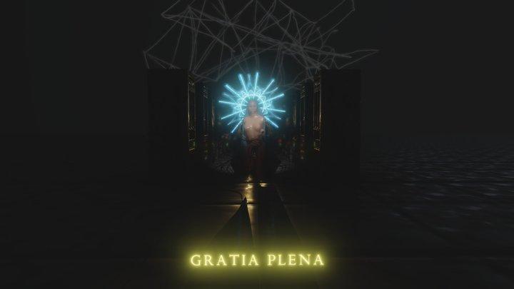GRATIA PLENA 3D Model