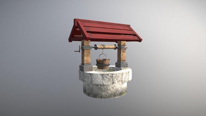 Pozo 3D Model