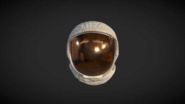 Helmet Apollo 11 3D Model