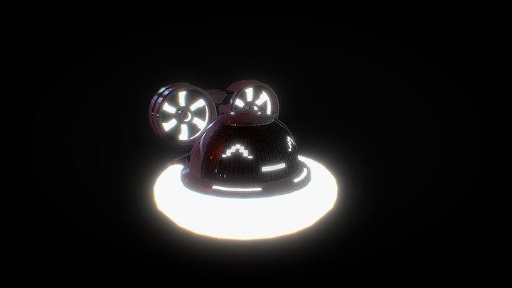 HexaHover 3D Model