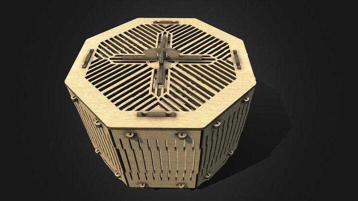 Allnochamber 3D Model