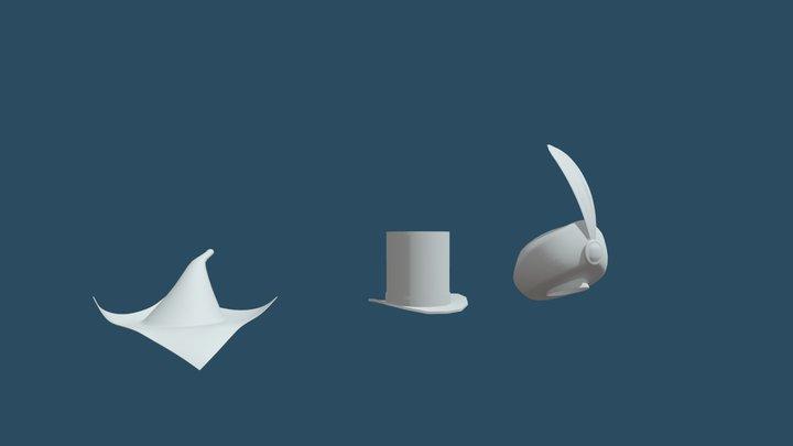 Work on bugs 3D Model