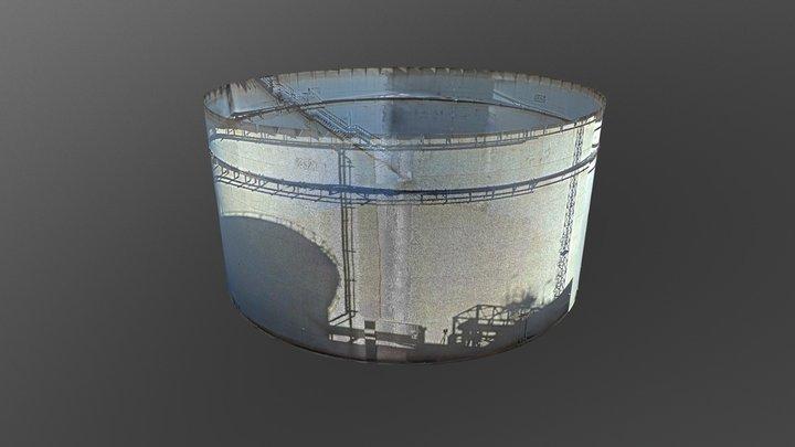 Tanque - Cloud 3D Model
