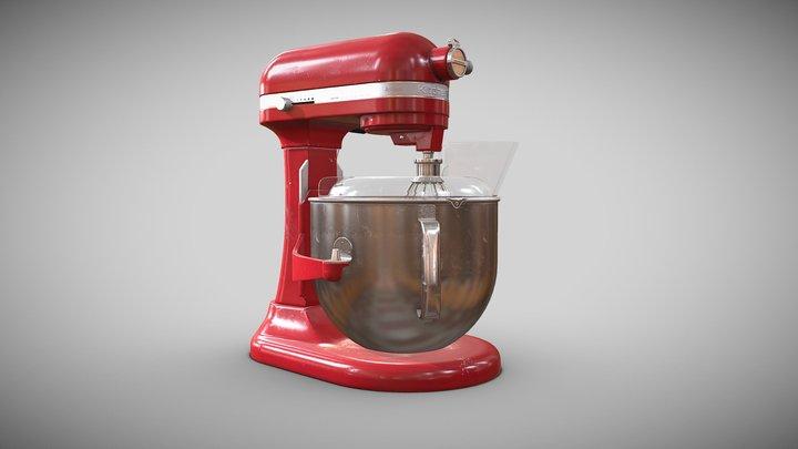 KitchenAid Artisan Bake 3D Model