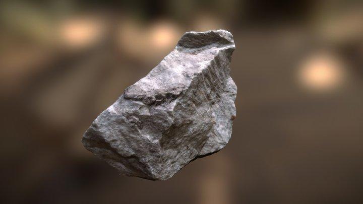 Rock!!! 3D Model