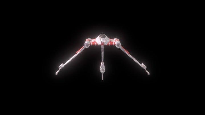Star Wars V-19 Torrent 3D Model