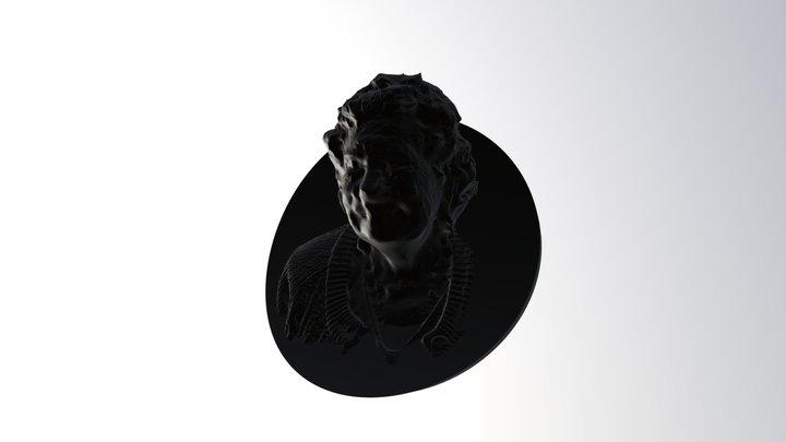 Mimi Pendant 3D Model