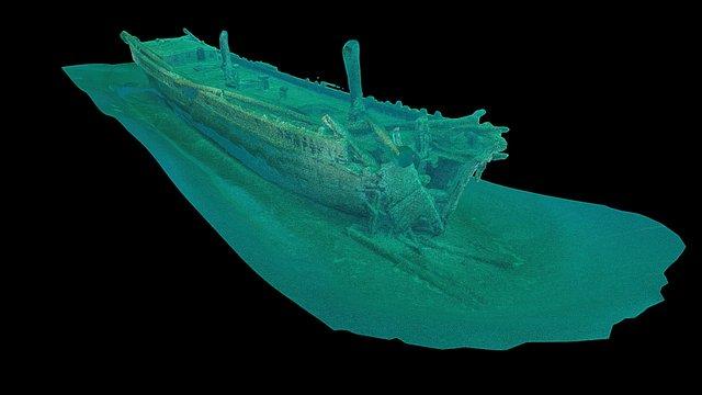 Kyle Spangler 3D Model