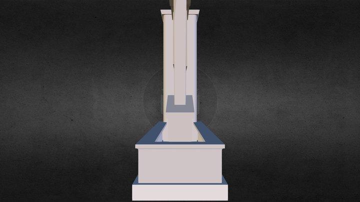 PylonStudy.dae 3D Model