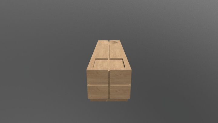 Vide Poche 3D Model