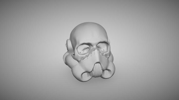 Skulltrooper 3D Model
