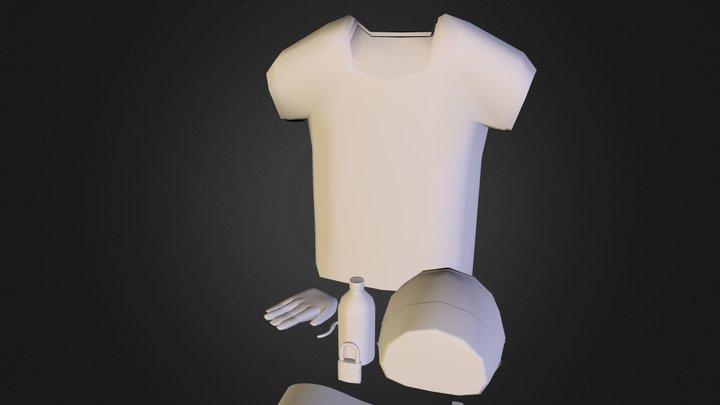 Inventory 3D Model
