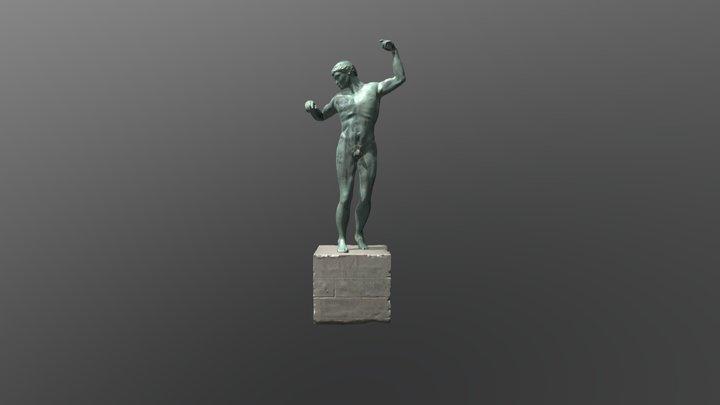 Sterbender Jüngling 3D Model