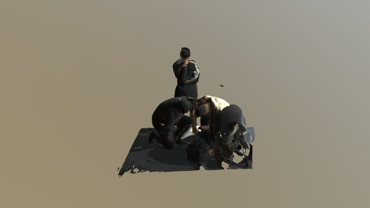 RBHS - Ernest, Dylan, Max, Khalid, Justyce 3D Model