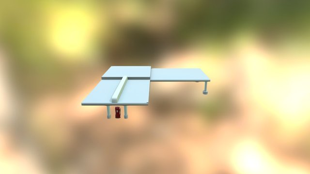 Fuel Pump 3D Model