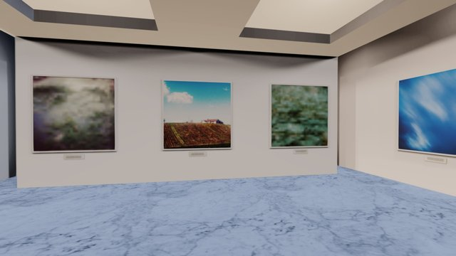 Instamuseum for @image_inary 3D Model