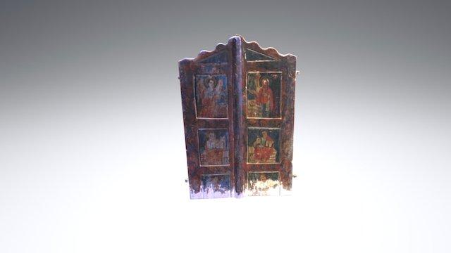 Poarta Apahida 3D Model