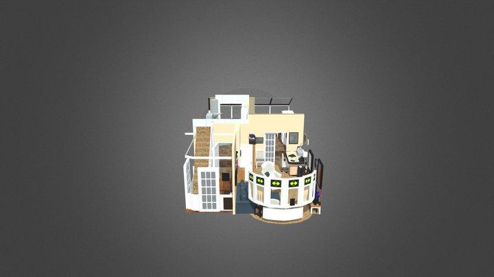 Family home 3D Model