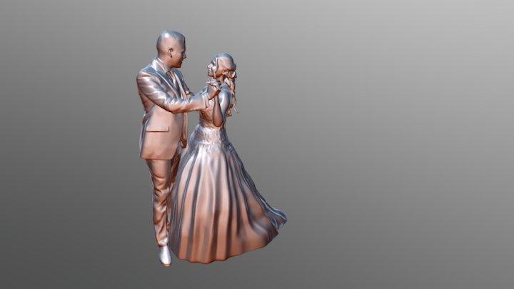 Sposi prova 3D Model