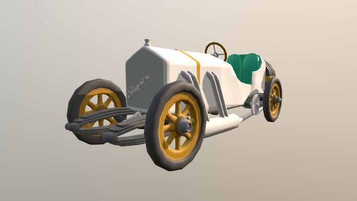 Simplex041011 3D Model